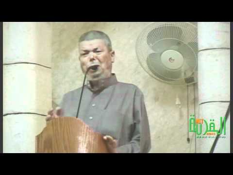 خطبة الجمعة لفضيلة الشيخ عبد الله 29/6/2012