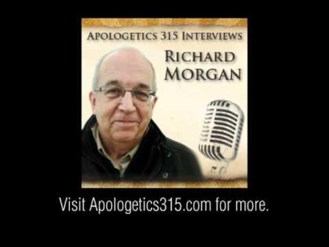 Richard Morgan testimony from atheist to Christian