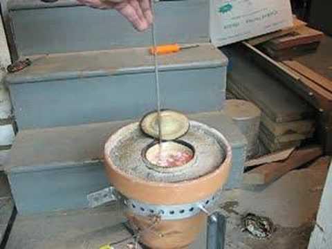 Re: Melting Aluminium at home
