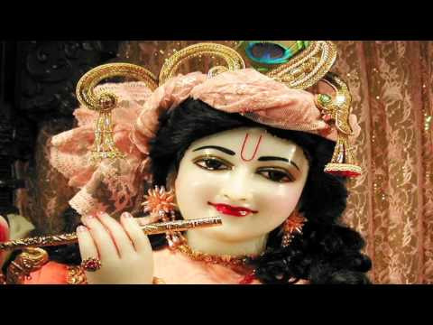Krishna Krishna Kare Mera Mann - Krishna Bhajan | Devotional Song From ISKCON Temple