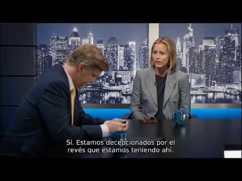 Social Media Accusation and TV Interview  (1/2) - Madam Secretary - SpaSub