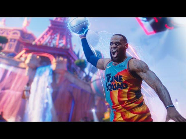 Anteprima Immagine Trailer Space Jam: New Legends, trailer italiano del film di Malcolm D. Lee con LeBron James