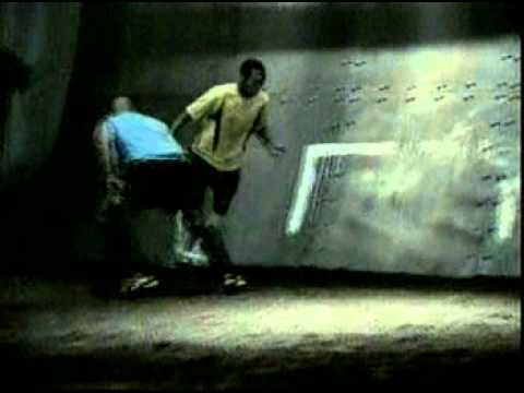 Banned Commercials - Nike - Soccer  - Real Madrid - Football