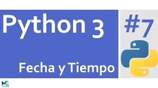 ¡Si te gusto el tuto, puedes donar! : https://www.paypal.me/mitocode/1Los valores de tipo fecha y tiempo siempre son muy necesarios al momento de construir nuestras aplicaciones, entender su funcionamiento y cómo python permite manipularlos es vital para seguir creciendo en este lenguaje de programación.Sígueme ;)http://www.mitocodenetwork.comhttp://www.facebook.com/mitocodehttp://www.twitter.com/mitocodehttp://www.google.com/+MitoCodehttp://www.github.com/mitocode21
