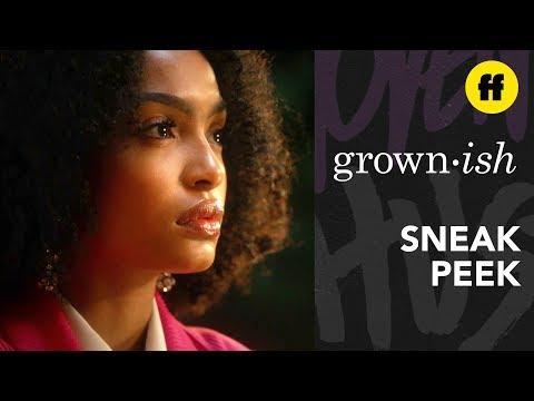 "grown-ish Season 2, Episode 12 | Sneak Peek: ""We've Been Naked Together"" | Freeform"