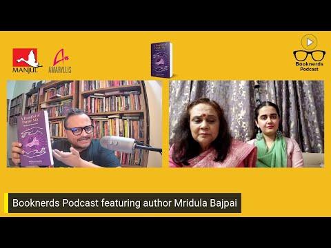 Booknerds Podcast | A Handful of Purple Sky | Mridula Bajpai