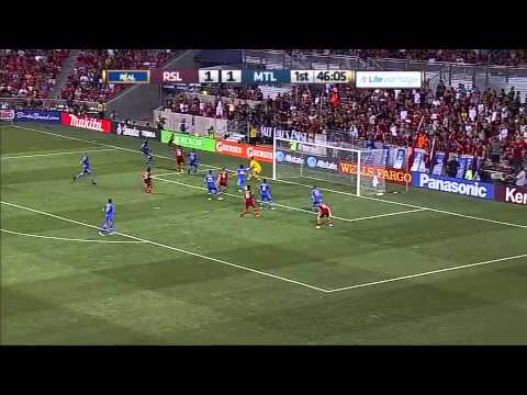 Lake - Real Salt Lake continue their homestand against Canadian opposition when the Montréal Impact visit Rio Tinto Stadium for an interconference clash on Thursday evening. Subscribe to our channel...