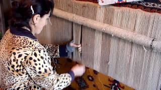 Azerbaijan Carpet Weaving