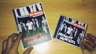 Unboxing: Midnight Memories (Standard & The Ultimate Edition) [One Direction]