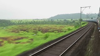 Tapovan India  city photos : Awesome Train Ride in Monsoon : SPECIAL COVERAGE : Onboard Tapovan Express : INDIAN RAILWAYS