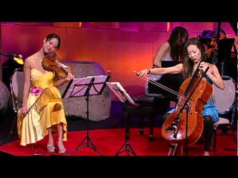Ahn Trio: A modern take on piano, violin, cell