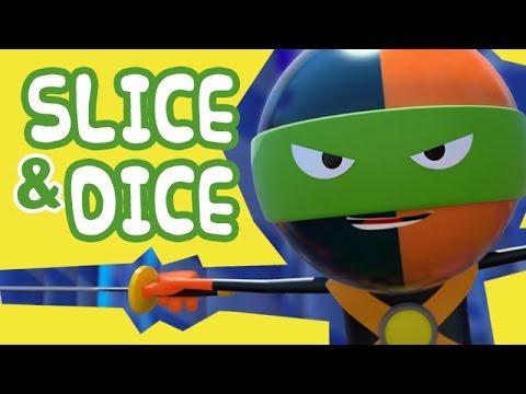 Operation Slice and Dice - Gummandos Ep 2 видео