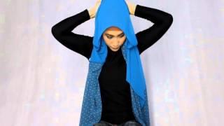Hana Tajima Style - Hijab Tutorial vol.2 #dailyquickstyle