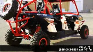 9. 2014 Can-Am Maverick MAX X rs DPS 1000R  - RideNow Powers...