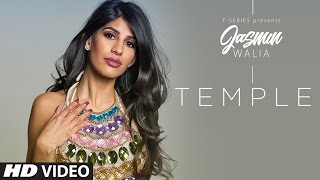 Video Temple Full  Video Song | Jasmin Walia | Latest Song 2017 | T-Series download in MP3, 3GP, MP4, WEBM, AVI, FLV January 2017