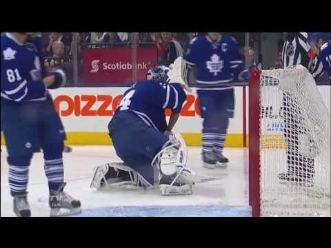james reimer - Ahhh crap. Josh Leivo collides with Reimer. FlashBack from Oct 2011 with Gionta Carolina Hurricanes @ Toronto Maple Leafs NHL 2013-14 Reg-Season Toronto Mapl...