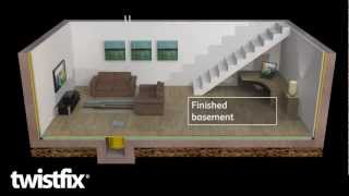 Basement Tanking Systems for Waterproofing Damp Cellars