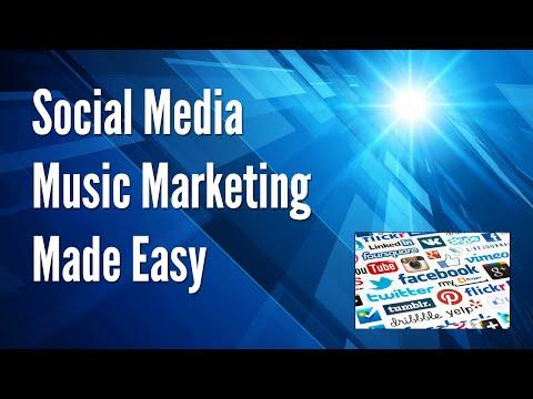 Social Media Music Marketing Made Easy
