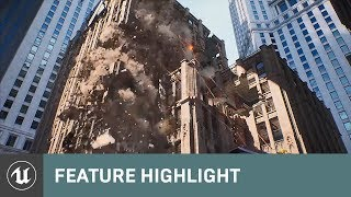 Advanced physics and effects | Feature Highlight | Unreal Engine