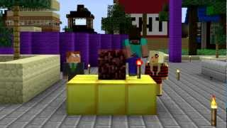 Minecraft - Spawning Herobrine