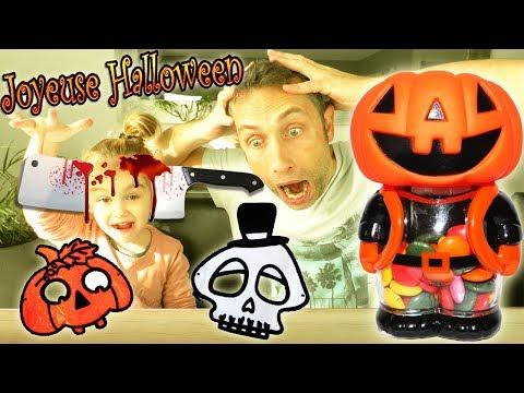 HAUL Leclerc Halloween et Star Wars : Masques Micropopz Smarties Kinder (Unboxing)