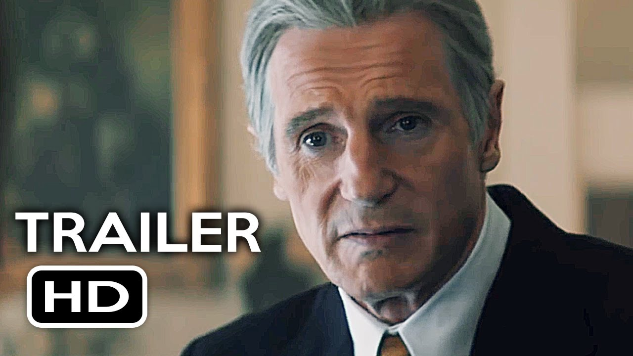 (Trailer) Liam Neeson is Watergate's Deep Throat in Peter Landesman's 'The Silent Man' Drama with All-Star Cast