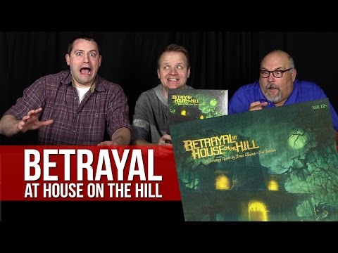 Board Game Haunted Hill