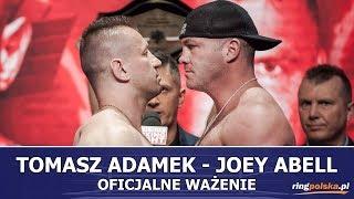 Film do artykułu: Adamek - Abell NA ŻYWO....