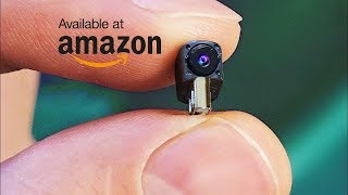 12 COOL SPY GADGETS Available On Amazon & Online | Gadgets Under Rs100, Rs200, Rs500, Rs1000, Rs50k