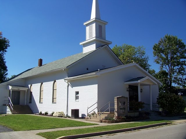 The First Baptist Church of Moores Hill