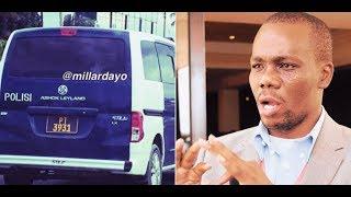 BREAKING: Zitto Kabwe akamatwa na Polisi Airport