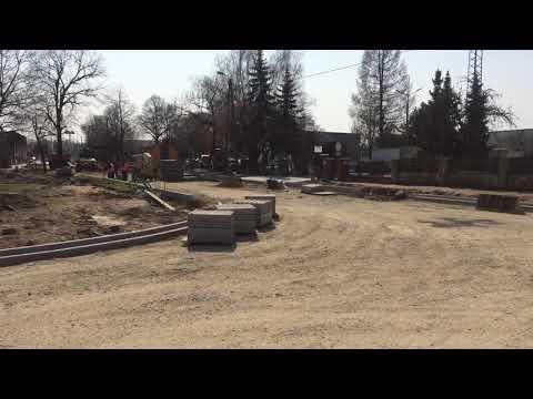 Wideo1: Przebudowa ulicy Lipowej w Lesznie