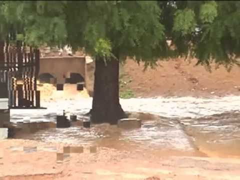 Flood Hits Ancient City Of Daura