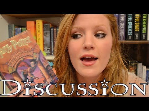 Harry Potter and the Sorcerer's Stone - Book Discussion