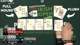 Video TOP 5 POKER RIVER CARDS OF ALL TIME! MP3, 3GP, MP4, WEBM, AVI, FLV November 2018