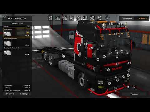MAN TGX Euro 6 v2.0 1.30.x