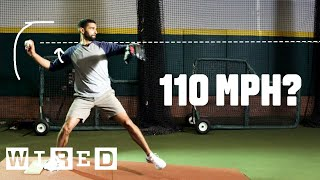 Video Why It's Almost Impossible to Throw a 110 MPH Fastball | WIRED MP3, 3GP, MP4, WEBM, AVI, FLV Juni 2019