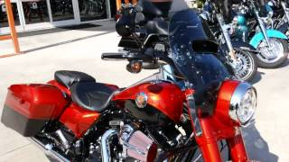 9. 2014 CVO Road King Harley-Davidson