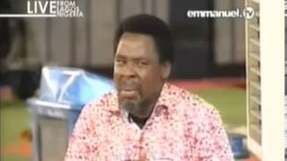 Sunday 27 Oct 13 Prophet TB Joshua Prophecy: Evil Attack In East Africa, African Leader Captured