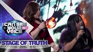 Video I Can See Your Voice PH: Sharon Cuneta and Tats Up Madlang People? | Stage Of Truth MP3, 3GP, MP4, WEBM, AVI, FLV September 2018