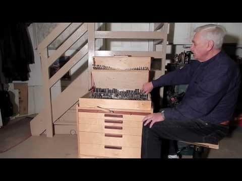 Tool Cabinet for Mechanics Tools