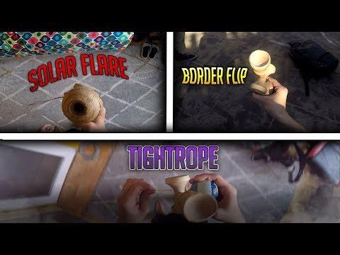 AM DAT SOLAR FLARE , TIGHTROPE , BORDER BALANCE FLIP !!!_Best sun videos of the week