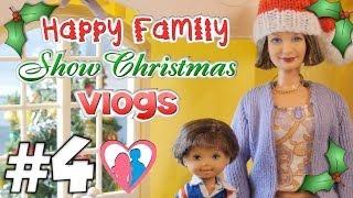 Happy Family Show *CHRISTMAS* Vlog #4 - Grandma's Kitchen