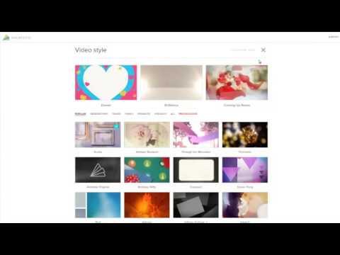 Как сделать видео слайдшоу под музыку