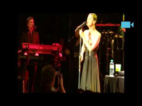 Lisa Stansfield turné 2014 ve Vídni 30.5.2014