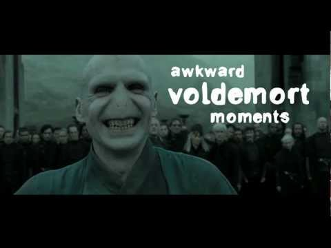 Awkward Voldemort Moments