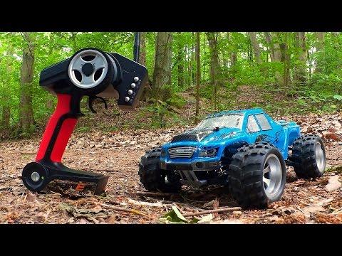 WLtoys Vortex - High Speed RC Car von Banggood.com // Testbericht & Testfahrt