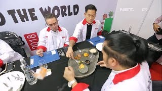 Video Chef's Table - Berbagai Macam Kegiatan di Chef Expo 2018 MP3, 3GP, MP4, WEBM, AVI, FLV April 2019