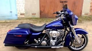 5. Harley-Davidson Street Glide FLHX 2006