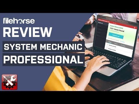 System Mechanic Professional Review - Fixes Errors, Crashes and Freezes (2019)
